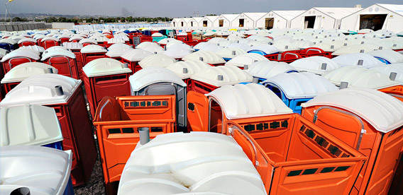 Champion Portable Toilets in Lexington-Fayette,  KY